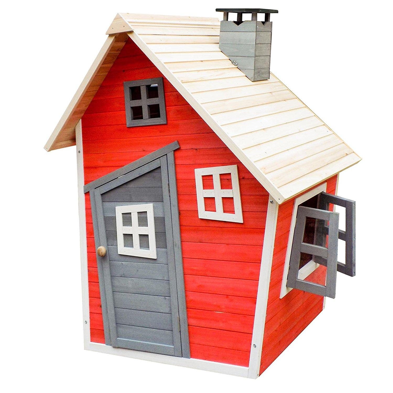 Quelle cabane écologique choisir pour vos enfants ?